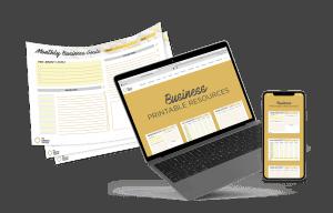 Business Printables
